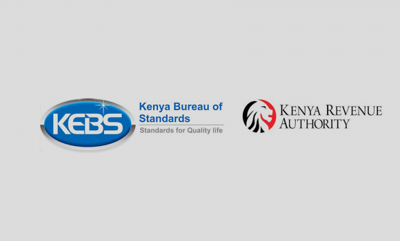 UPDATE ON CARGO INSPECTION KEBS & KRA