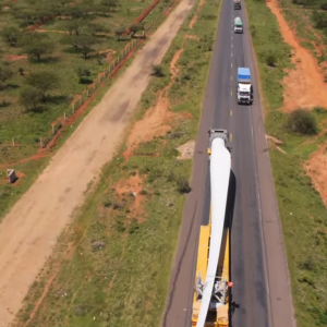 Ngong wind farm phase II