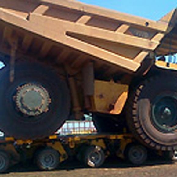 Various heavy lift jobs