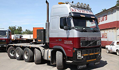 Kenfreight truck fleet