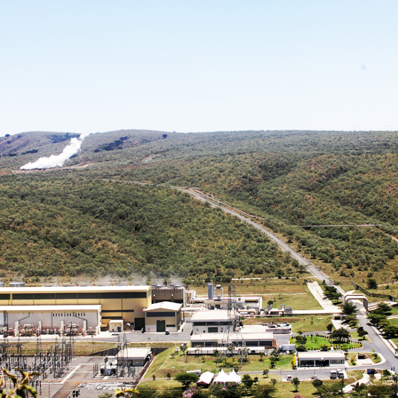 Olkaria V Geothermal Power Development Project