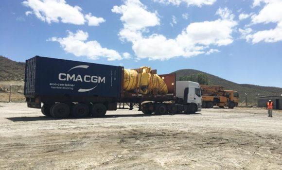 Olkaria Geothermal expansion project