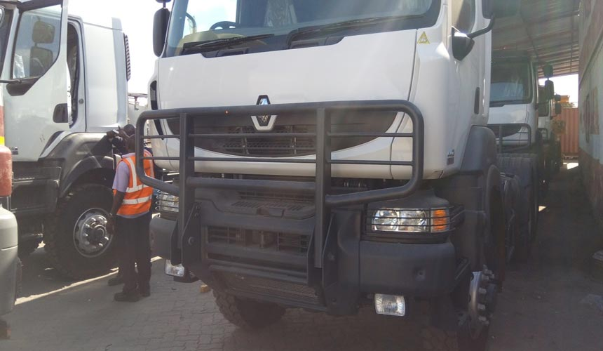 Powerful addition to kenfreight's out-of-gauge fleet