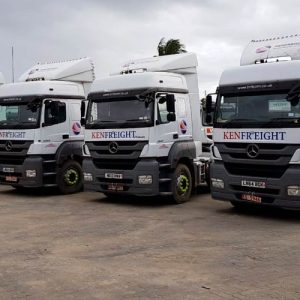 10 AXOR MERCEDES BENZ PRIME MOVERS