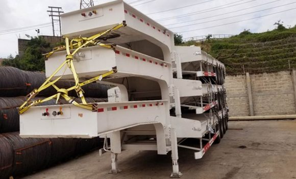 3 X 4 AXLE LOW LOADERS