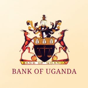 CASH IN TRANSIT FOR THE BANK OF UGANDA