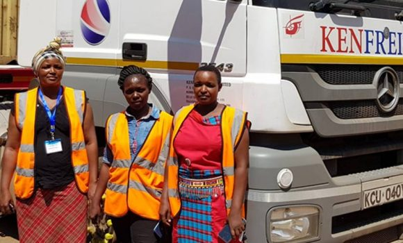 WOMEN EMPOWERMENT AT KENFREIGHT